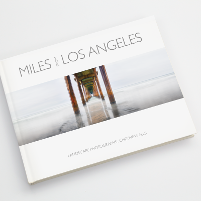 Miles from Los Angeles