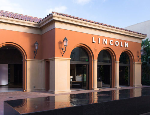Lincoln Experience Center