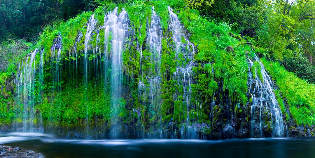 Finding Nirvana in California Waterfalls